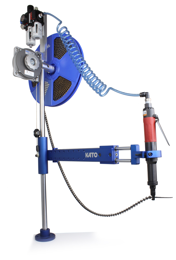 KATO Linear Torque Arm with Optional Air Tool Kit